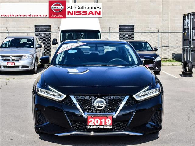 2019 Nissan Maxima  (Stk: P2384) in St. Catharines - Image 2 of 27
