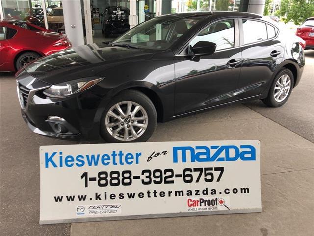 2015 Mazda Mazda3 GS (Stk: U3827) in Kitchener - Image 1 of 30