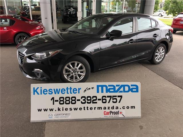 2015 Mazda Mazda3 GS (Stk: U3827) in Kitchener - Image 3 of 30