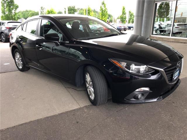 2015 Mazda Mazda3 GS (Stk: U3827) in Kitchener - Image 9 of 30