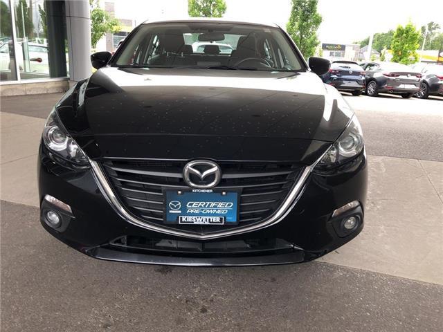 2015 Mazda Mazda3 GS (Stk: U3827) in Kitchener - Image 10 of 30