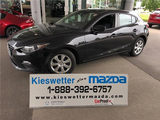 2016 Mazda Mazda3 Sport GX (Stk: U3823) in Kitchener - Image 1 of 29