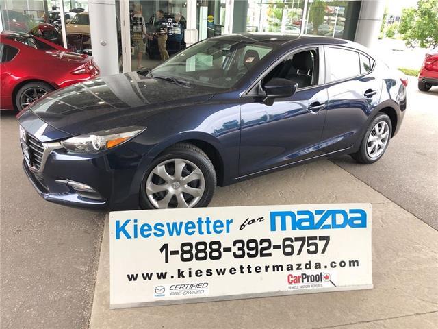 2017 Mazda Mazda3  (Stk: 34817A) in Kitchener - Image 3 of 25