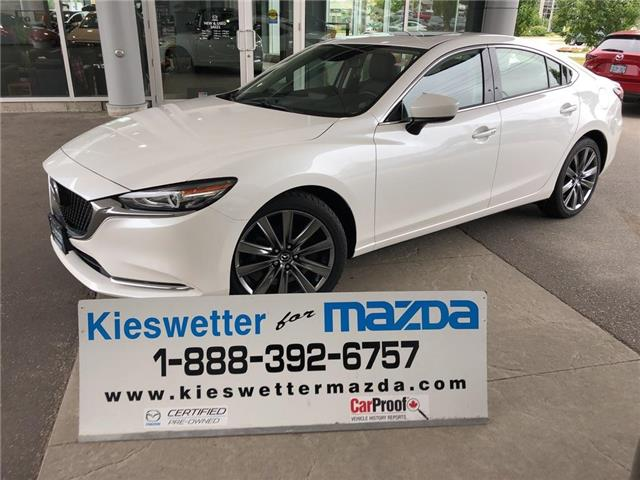 2018 Mazda MAZDA6 GT (Stk: 35660) in Kitchener - Image 1 of 30