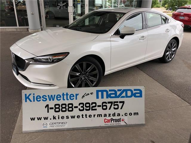 2018 Mazda MAZDA6 GT (Stk: 35660) in Kitchener - Image 2 of 30