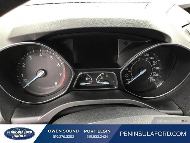 2018 Ford Escape SE (Stk: 18ES173) in Owen Sound - Image 12 of 22