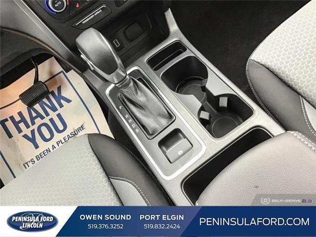 2018 Ford Escape SE (Stk: 18ES173) in Owen Sound - Image 15 of 22