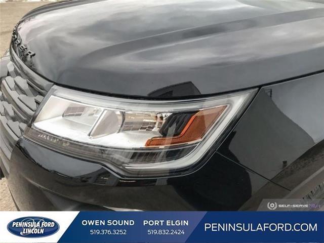 2019 Ford Explorer XLT (Stk: 19EX03) in Owen Sound - Image 8 of 24