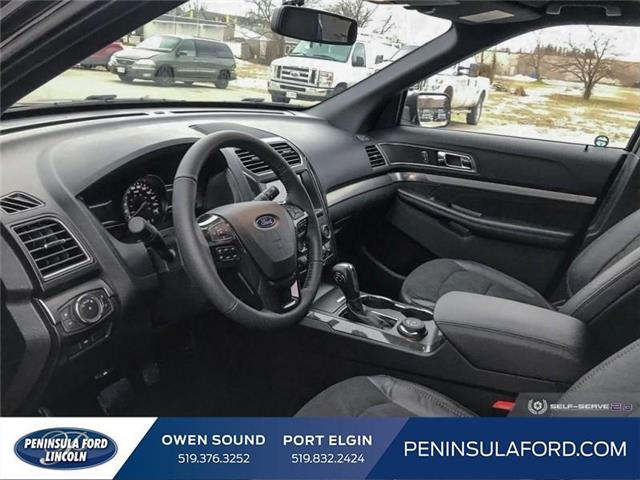 2019 Ford Explorer XLT (Stk: 19EX03) in Owen Sound - Image 12 of 24