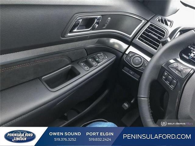 2019 Ford Explorer XLT (Stk: 19EX03) in Owen Sound - Image 16 of 24