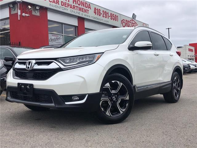 2018 Honda CR-V Touring (Stk: 7963P) in Scarborough - Image 1 of 23