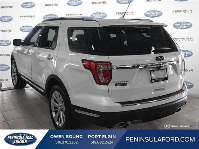 2019 Ford Explorer Limited (Stk: 19EX08) in Owen Sound - Image 3 of 22