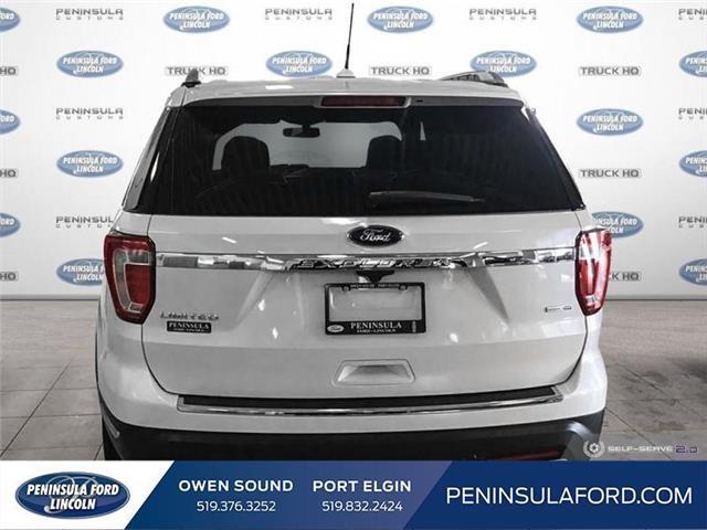 2019 Ford Explorer Limited (Stk: 19EX08) in Owen Sound - Image 4 of 22
