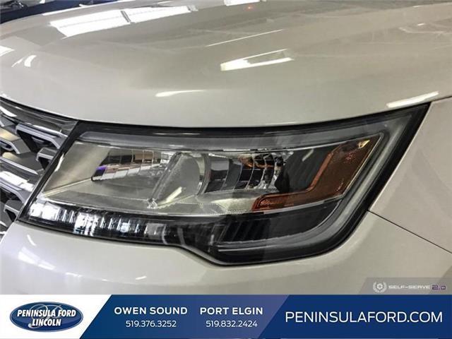 2019 Ford Explorer Limited (Stk: 19EX08) in Owen Sound - Image 7 of 22