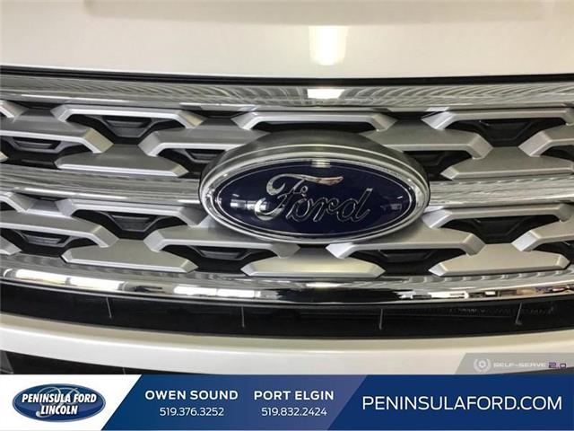 2019 Ford Explorer Limited (Stk: 19EX08) in Owen Sound - Image 8 of 22