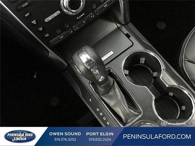 2019 Ford Explorer Limited (Stk: 19EX08) in Owen Sound - Image 15 of 22