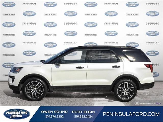 2019 Ford Explorer Sport (Stk: 19EX09) in Owen Sound - Image 3 of 23