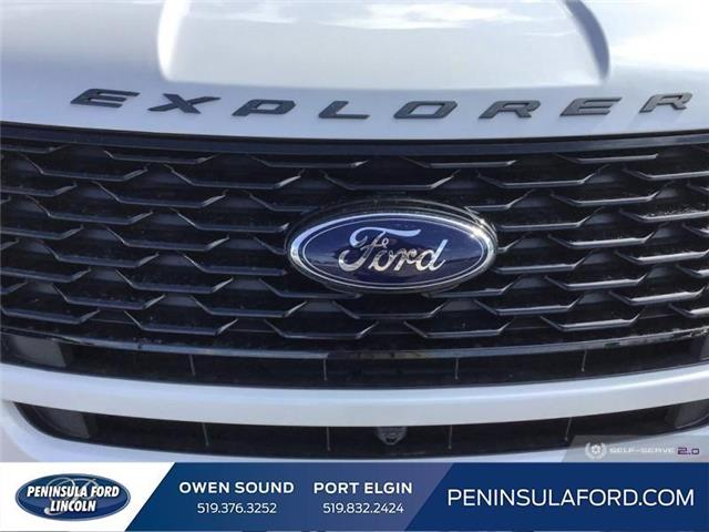 2019 Ford Explorer Sport (Stk: 19EX09) in Owen Sound - Image 9 of 23