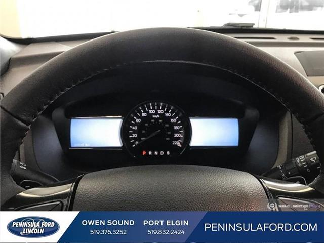 2019 Ford Explorer Sport (Stk: 19EX09) in Owen Sound - Image 13 of 23