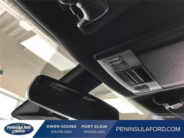 2019 Ford Explorer Sport (Stk: 19EX09) in Owen Sound - Image 19 of 23