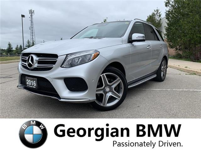 2016 Mercedes-Benz GLE-Class Base (Stk: B19106-1) in Barrie - Image 1 of 22