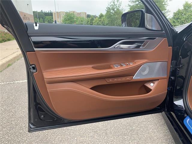 2020 BMW 750i xDrive (Stk: B20007) in Barrie - Image 10 of 20