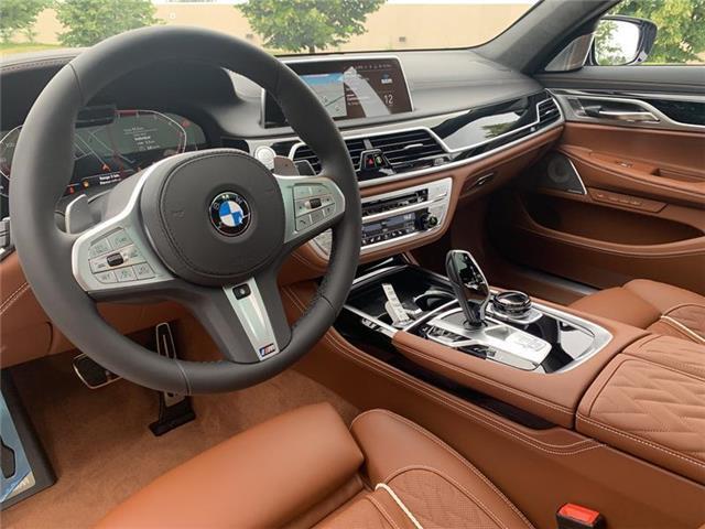 2020 BMW 750i xDrive (Stk: B20007) in Barrie - Image 12 of 20