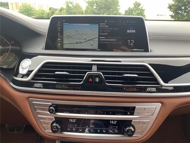 2020 BMW 750i xDrive (Stk: B20007) in Barrie - Image 16 of 20