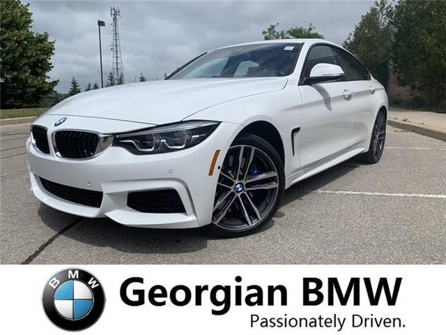2019 BMW 440i xDrive Gran Coupe  (Stk: B19052) in Barrie - Image 1 of 21