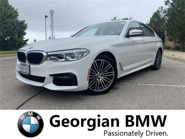 2019 BMW 530i xDrive (Stk: B19068) in Barrie - Image 1 of 19