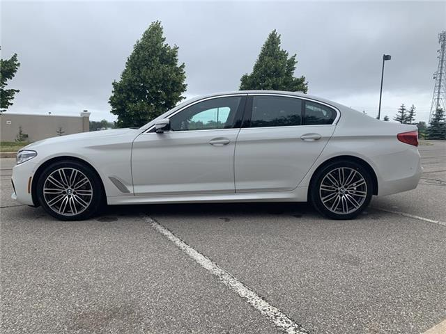 2019 BMW 530i xDrive (Stk: B19068) in Barrie - Image 2 of 19