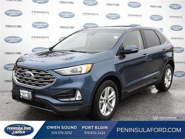2019 Ford Edge SEL (Stk: 19ED33) in Owen Sound - Image 1 of 24