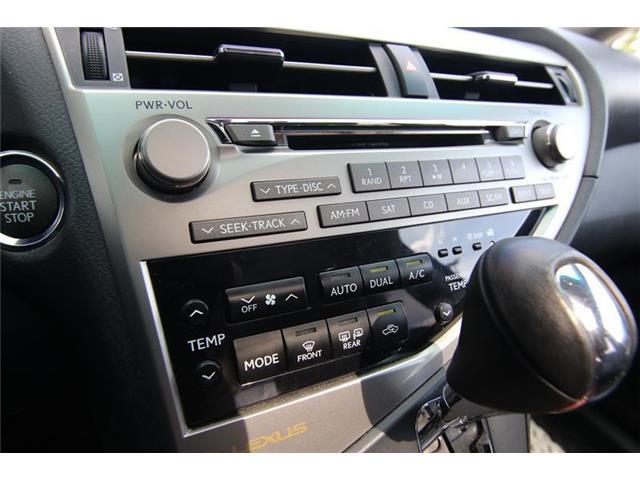 2010 Lexus RX 350 Base (Stk: 190609A) in Calgary - Image 10 of 14