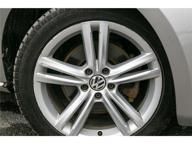2013 Volkswagen Passat 2.5L Comfortline (Stk: 91017B) in Gatineau - Image 5 of 28