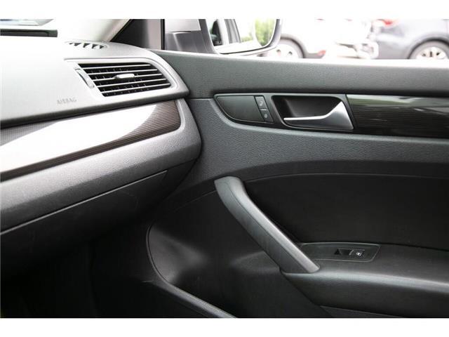 2013 Volkswagen Passat 2.5L Comfortline (Stk: 91017B) in Gatineau - Image 20 of 28