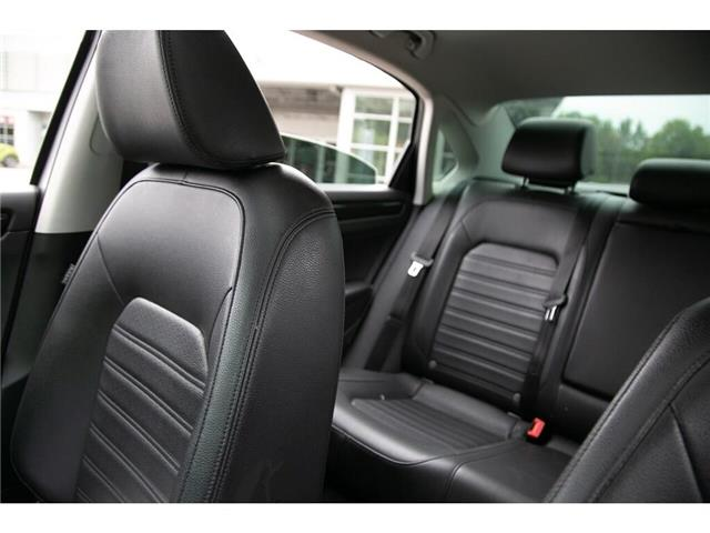 2013 Volkswagen Passat 2.5L Comfortline (Stk: 91017B) in Gatineau - Image 21 of 28