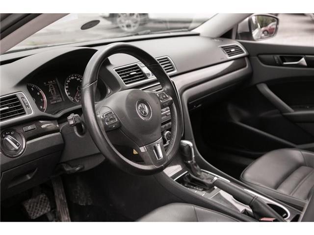 2013 Volkswagen Passat 2.5L Comfortline (Stk: 91017B) in Gatineau - Image 22 of 28