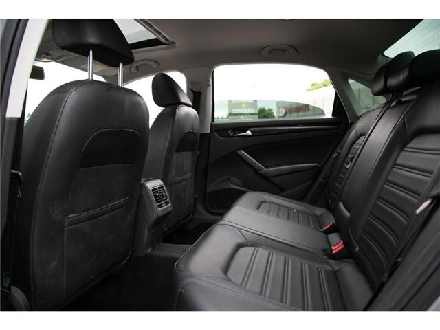 2013 Volkswagen Passat 2.5L Comfortline (Stk: 91017B) in Gatineau - Image 23 of 28