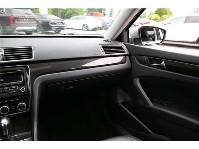 2013 Volkswagen Passat 2.5L Comfortline (Stk: 91017B) in Gatineau - Image 26 of 28
