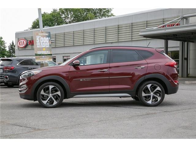 2017 Hyundai Tucson  (Stk: P1173A) in Gatineau - Image 2 of 28