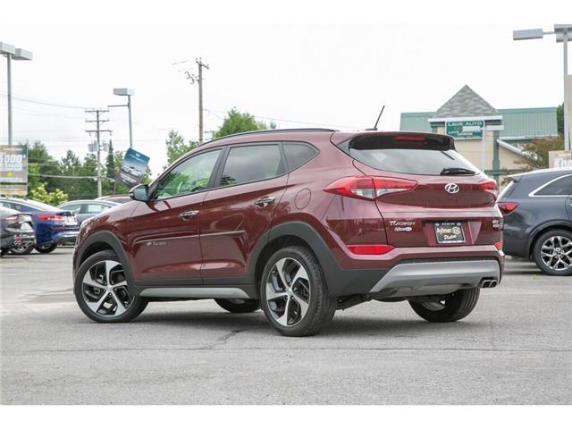 2017 Hyundai Tucson  (Stk: P1173A) in Gatineau - Image 5 of 28