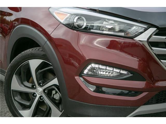 2017 Hyundai Tucson  (Stk: P1173A) in Gatineau - Image 8 of 28
