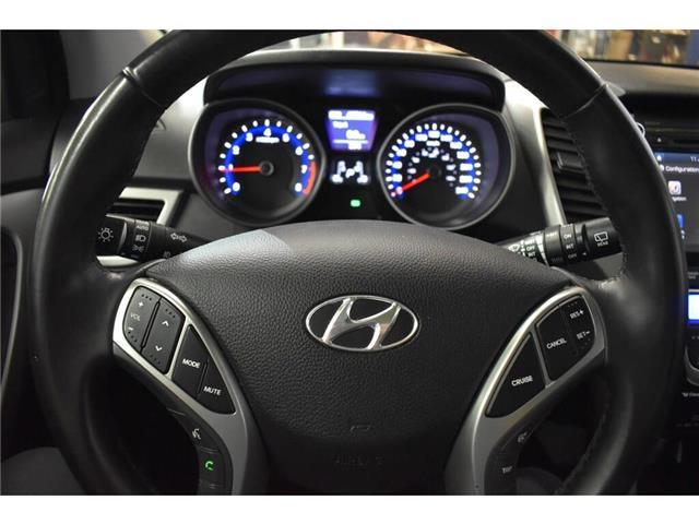 2016 Hyundai Elantra GT  (Stk: U7311A) in Laval - Image 11 of 25