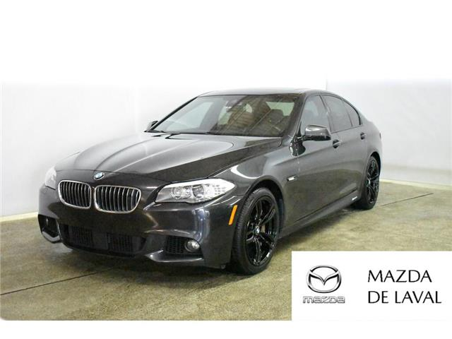 2013 BMW 550i xDrive (Stk: 52191A) in Laval - Image 1 of 25