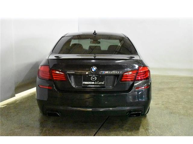 2013 BMW 550i xDrive (Stk: 52191A) in Laval - Image 8 of 25
