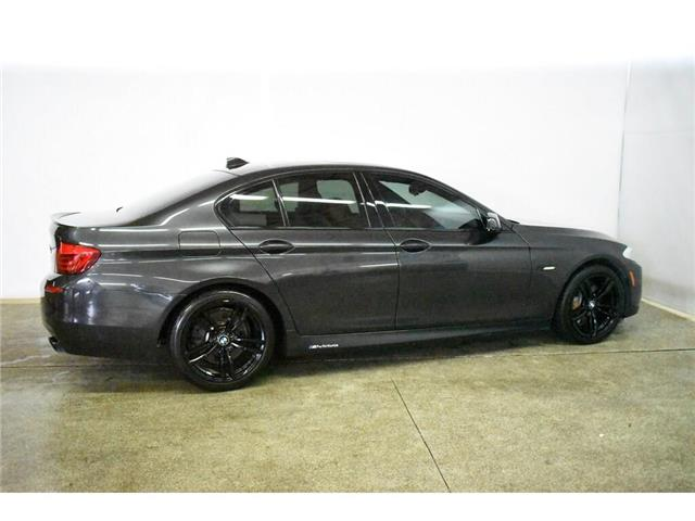 2013 BMW 550i xDrive (Stk: 52191A) in Laval - Image 10 of 25