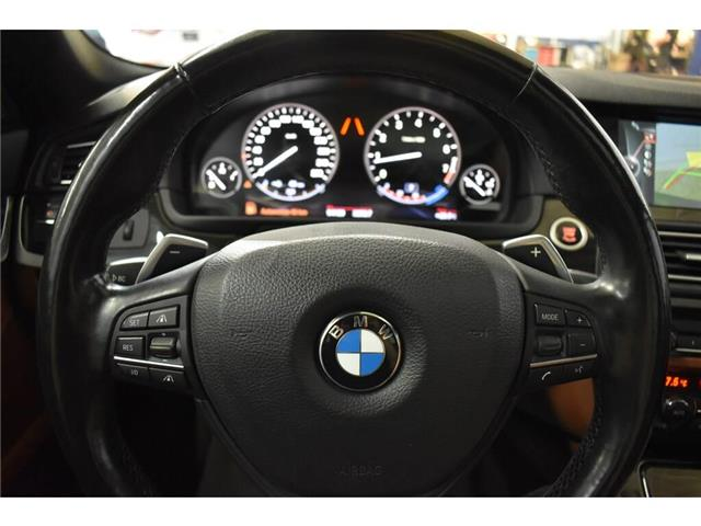 2013 BMW 550i xDrive (Stk: 52191A) in Laval - Image 11 of 25