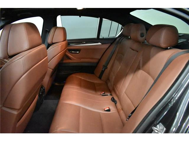 2013 BMW 550i xDrive (Stk: 52191A) in Laval - Image 15 of 25