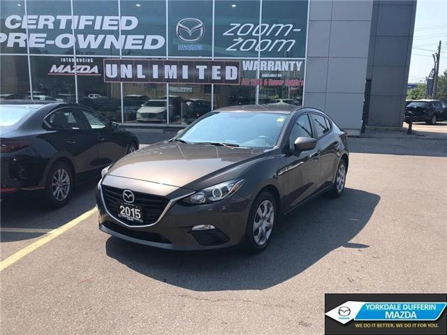 2015 Mazda Mazda3 GX (Stk: P1894) in Toronto - Image 1 of 18