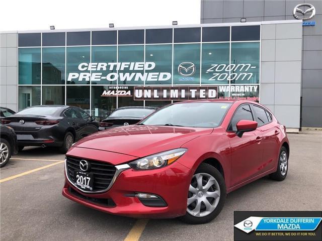 2017 Mazda Mazda3 Sport GX (Stk: 19563A) in Toronto - Image 1 of 22
